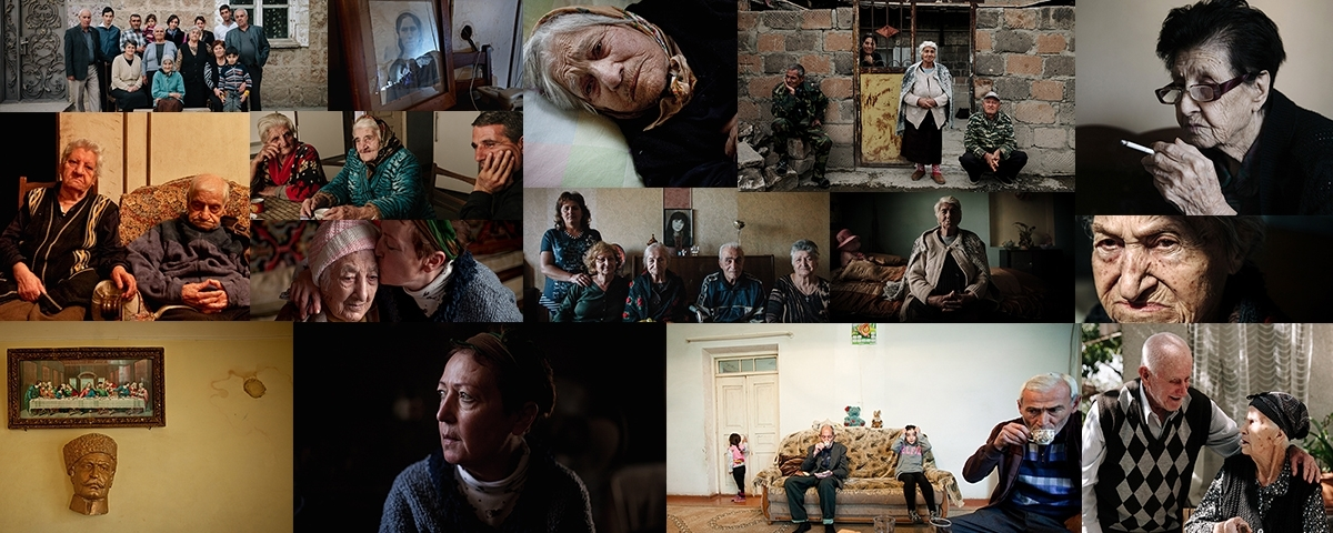Still Alive: Genocide Survivors Today