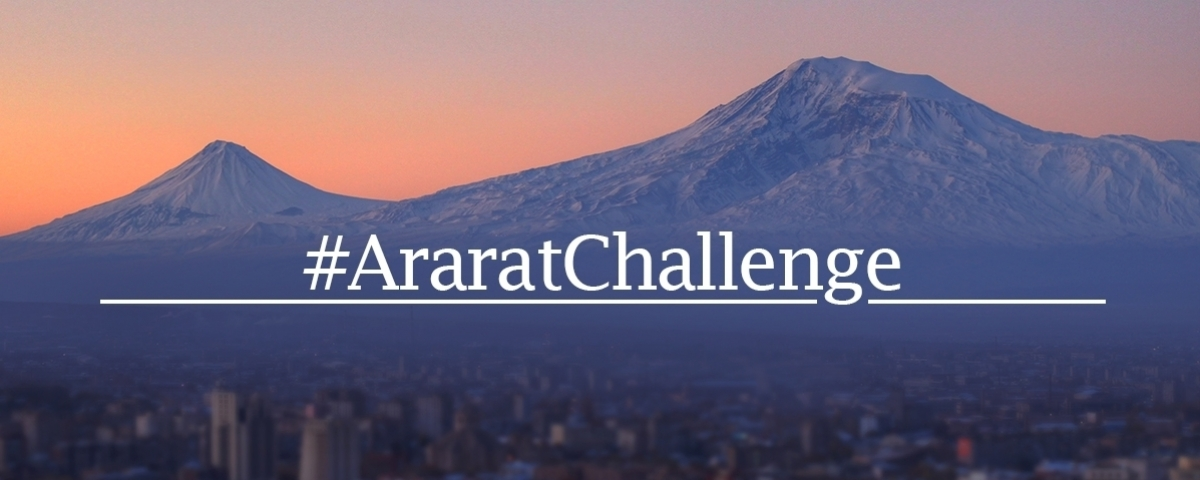 Ararat Challenge: The Second Chance Our World Deserves