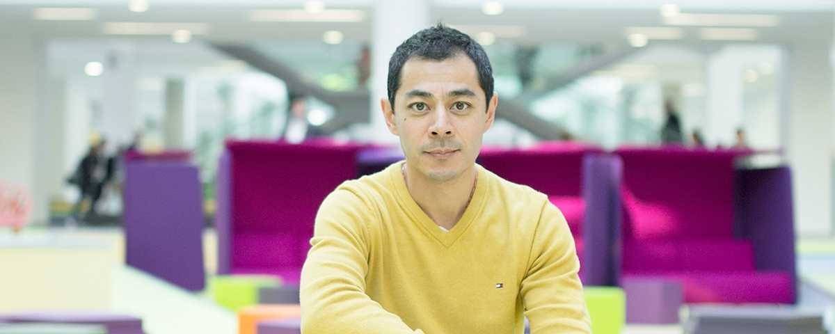 One Man's Vision: David Yan