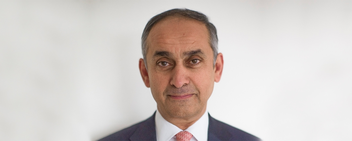 """Lord Ara Darzi: """"In any form of crisis, the first to go is health"""""""