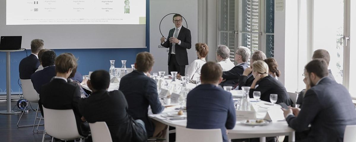 2018 Aurora Humanitarian Index presented in Berlin