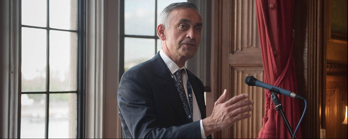 Lord Ara Darzi to Chair the Aurora Prize Selection Committee