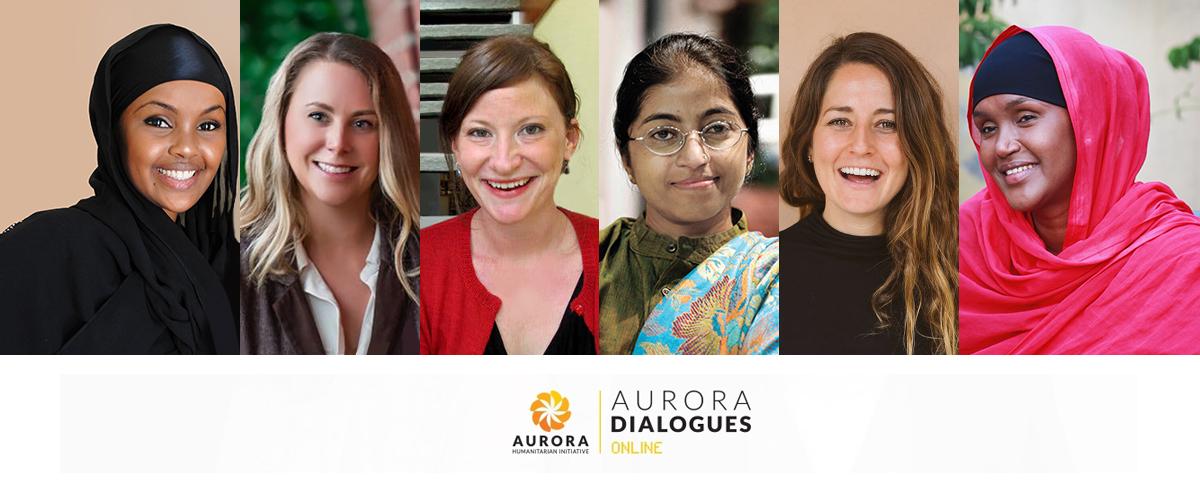Gespräch mit den Aurora-Preisträgerinnen 2020