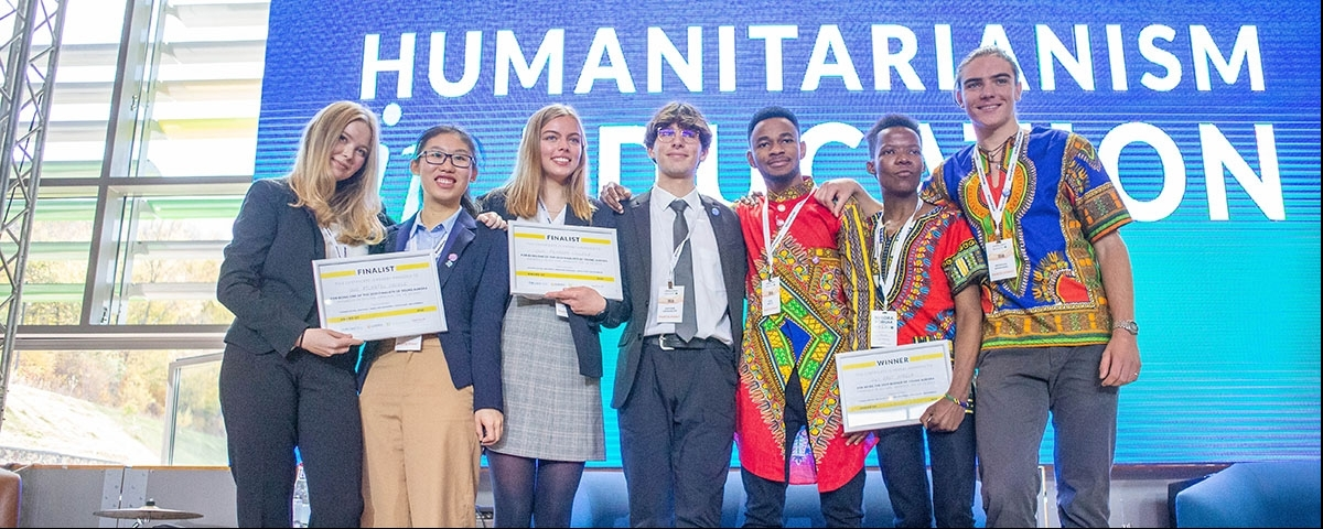 """Young Aurora 2019: """"Smokeless Kitchens"""" team from UWC East Africa wins prestigious first prize"""