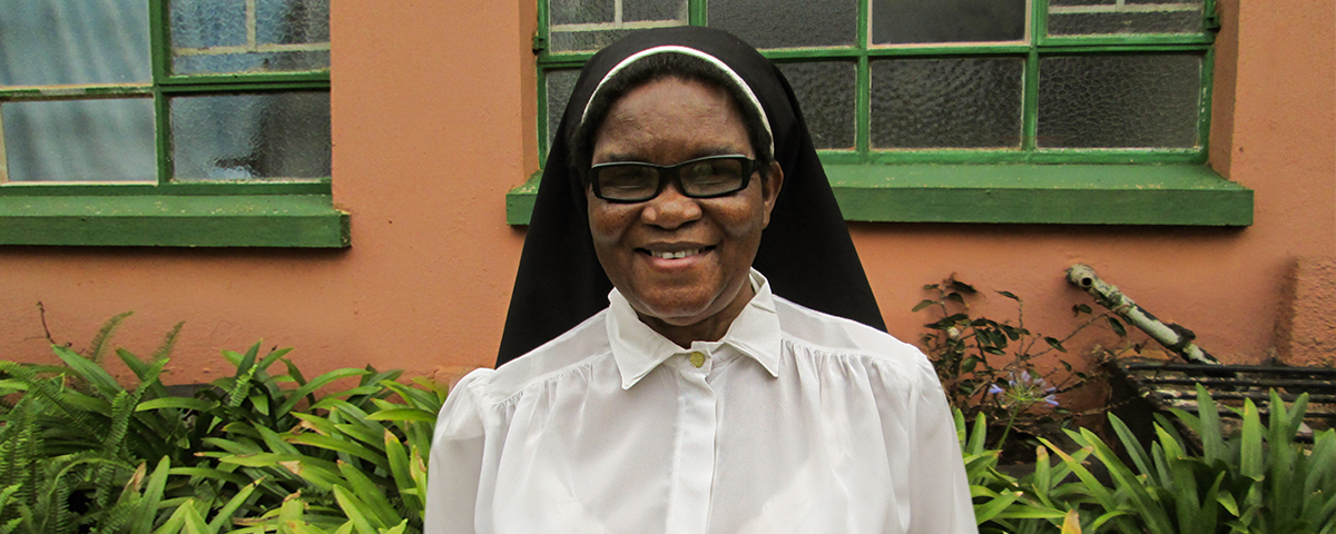 """Sister Priscilla Dlamini: """"People Kept Asking Me to Look After Their Children"""""""