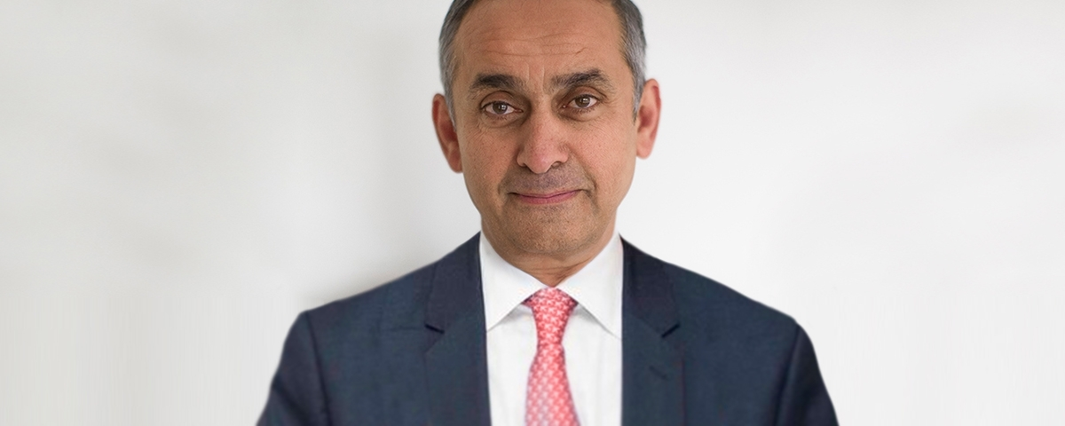 Lord Darzi Joins Aurora Prize Selection Committee