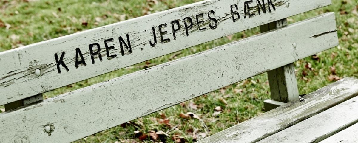 Gudrun Veel Jeppe & Jytte Jacobsen