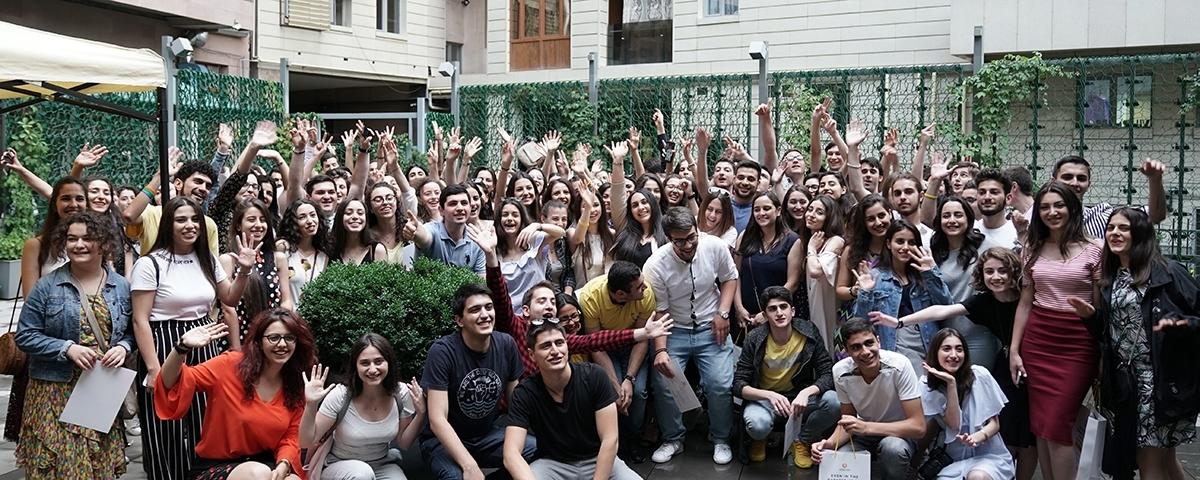 2018 թ. «Ավրորայի» կամավորները. «Մեկ հոգին կարող է մեծ փոփոխություն բերել»