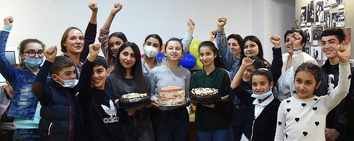 Aurora to Coordinate Volunteers Helping Artsakh