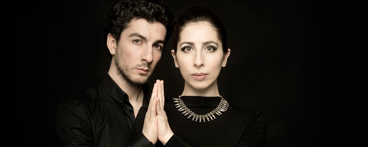 Sergey und Lusine Khachatryan