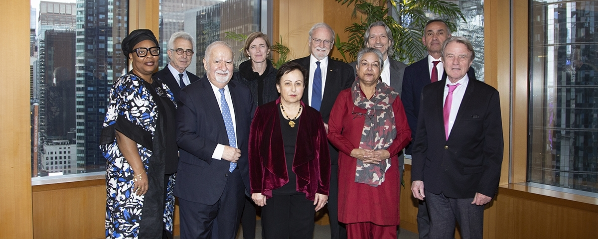 Selection Committee meets in New York to choose the 2020 Aurora Humanitarians