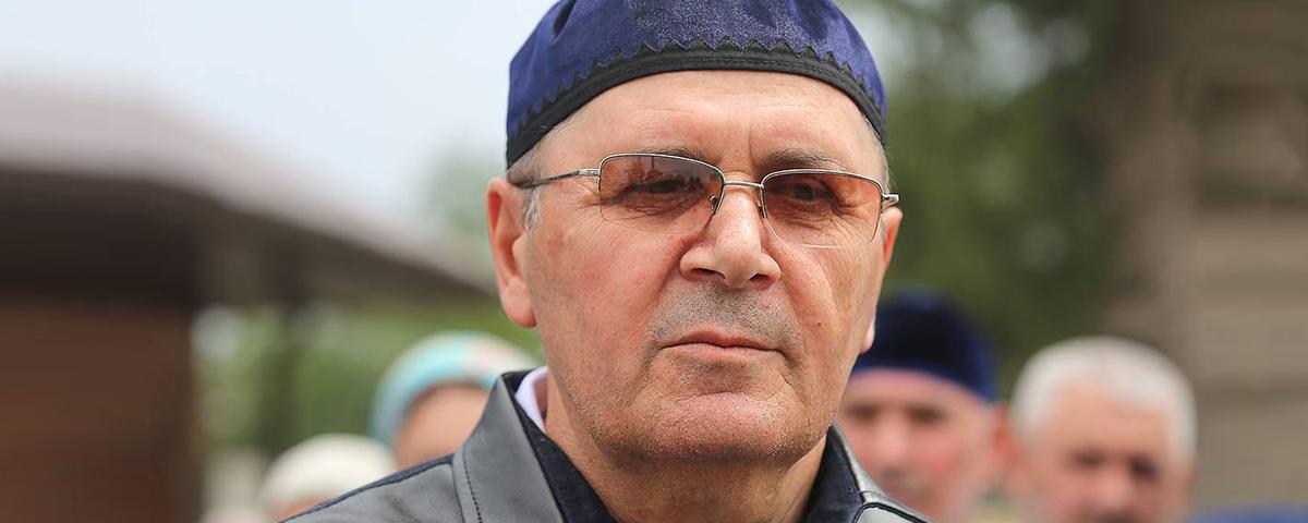 Оюб Титиев: «Главное – надо бороться»