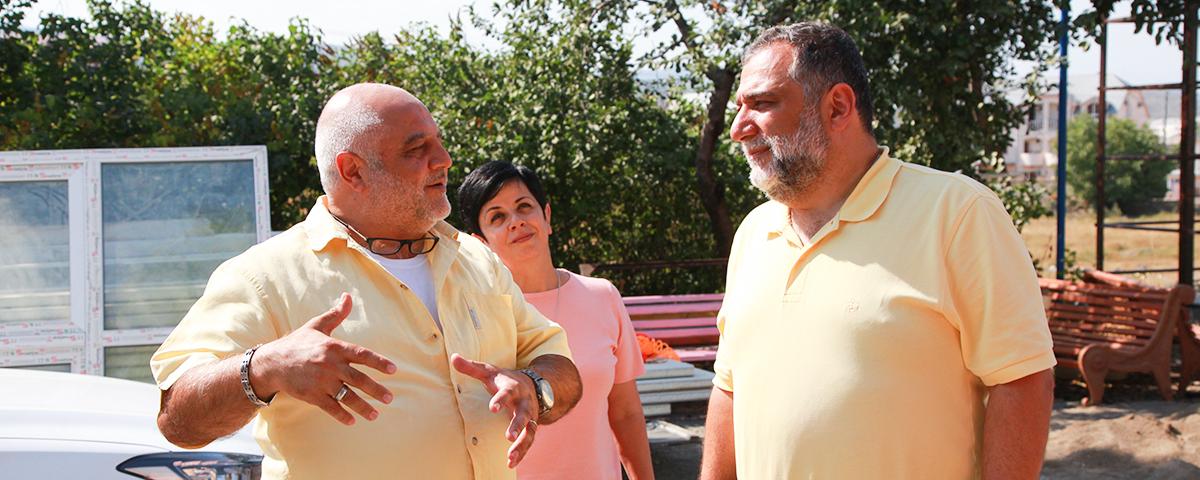 Ruben Vardanyan's Visit to Artsakh