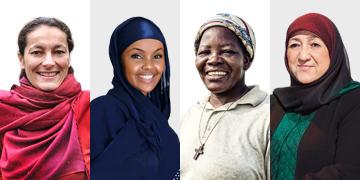 Conversation with the 2020 Aurora Humanitarians