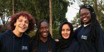 Команда UWC East Africa стала победителем Молодежного проекта «Аврора» – 2020