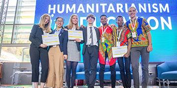 Young Aurora 2019: l'équipe «Smokeless Kitchens» de l'UWC East Africa remporte le prestigieux premier Prix