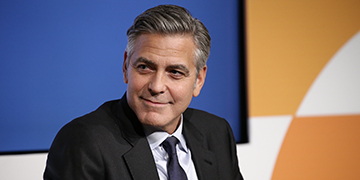 "George Clooney: ""These are unusual times, particularly unusual for the people of Armenia"""