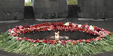 Aurora gedenkt des Völkermordes an den Armeniern