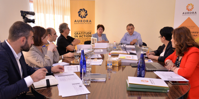 Partnership for Artsakh: A Discussion in Stepanakert