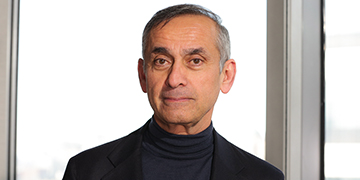 "Lord Ara Darzi: ""Aurora believes that everyone deserves a second chance"""