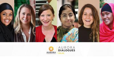 Conversation with the 2020 Aurora Prize Laureates