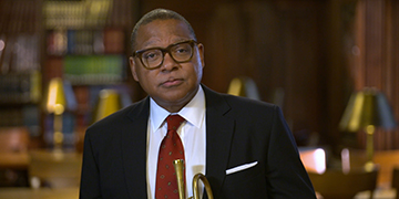 "Wynton Marsalis: Fragments from the ""Gratitude in Action"""