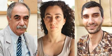 Армянские врачи на передовой