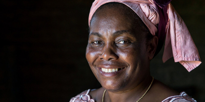 A Fearless Advocate Raising Feminists in Congo
